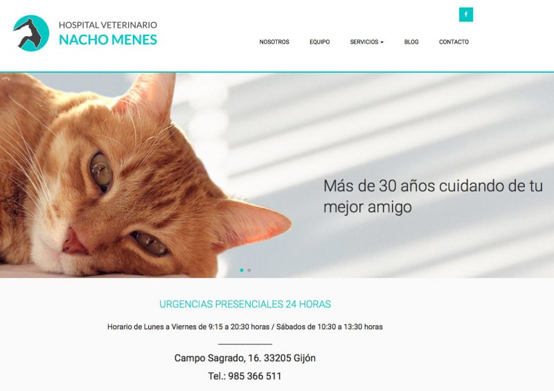 Veterinary Hospital Nacho Menes