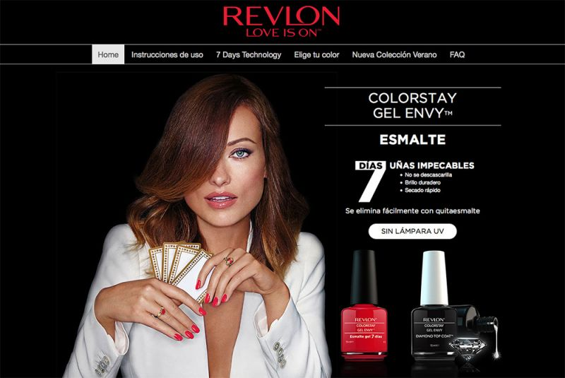Revlon Colorstay Gel Envy