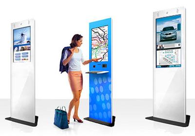 Kiosko interactivo